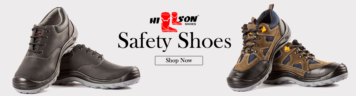 We deal in industrial safety Shoes and all kinds of Footwear